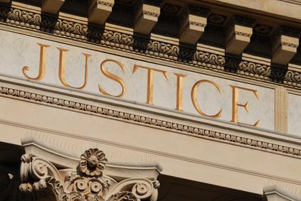 justice des hommes